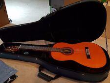 Brazilian Rosewood Acoustic Classical Nylon String Guitar by Hohner Special Ed