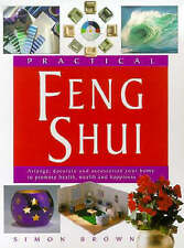 'Practical Feng Shui' in a paperback book by Simon Brown