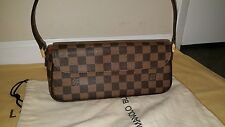 My poupette AUTH LOUIS VUITTON DAMIER RECOLETA EXC CONDITION