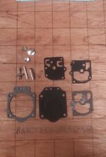 CARBURETOR REBUILD KIT HOMELITE XL12 SUPER 2 chainsaw C2S-H5 C2S-H5A [RB16]