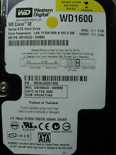 Western Digital WD1600JD-00HBB0 / DSCACTJAA / FEB 2005 / 2060-001267-001 REV A
