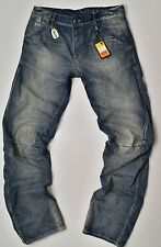 G-STAR RAW-Motor 5620 3D Tapered Embro Jeans LT Aged-W28 L30 Neu !!