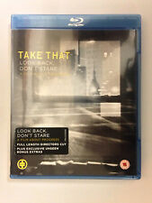 Take That  Look Back Don't Stare Music Blu-Ray 2010 Brand New And Unsealed
