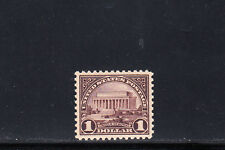 US Scott #571, Lincoln Memorial PSE Graded Stamp, XF-S 95, MNH/OG, SMQ $225