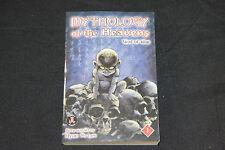 2004 Mythology of the Heavens God of War Manga Vol 1 Hyun Se Lee NM