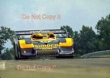 Mark Donohue Sunoco Porsche-Audi 917/30 Watkins Glen Can Am 1973 Photograph
