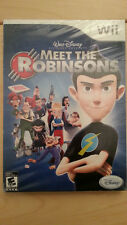 Meet the Robinsons Cardboard Cover Edition Brand NEW SEALED (Nintendo Wii, 2007)