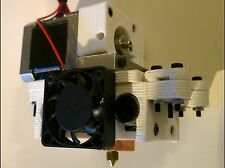 3D Printer Extruder WITH X-Carriage - Reprap Comparable - Fully Assembled