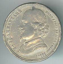 Shakespeare 1564 BirthdayTercentenary Anniversary 1864 Stratford-On-Avon Medal