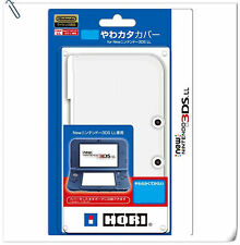 3DS / XL / LL / New 3DS Crystal Shell Case Cover Protect Hard NOT HORI TPU