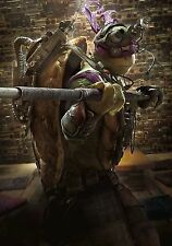TARTARUGHE NINJA TEENAGE MUTANT HERO TURTLES MANIFESTO DONATELLO DON DONNIE