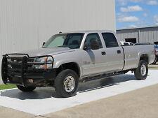 Chevrolet: Silverado 2500 DIESEL 4X4