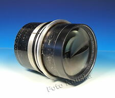 C.P. Goerz Berlin Luftstreitkräfte Dogmar 4.5/500mm D.R.P. WW1 lens - (90162)