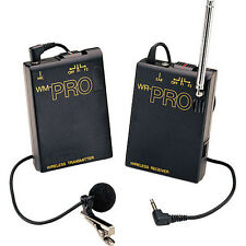 Pro WLM DSLR wireless lavalier mic for Sony FX1 FX7 FX1000 HD1000U VG10 VG20