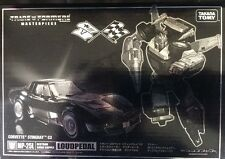 Transformers Masterpiece Takara Tomy MP-25L Loud Pedal Corvette in stock