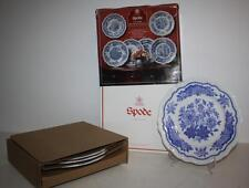 SET OF X 6 PLATES The SPODE Blue Room Collection - REGENCY SERIES *NEW*  POSTAGE