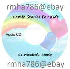 Islamic Stories For Kids Audio Cd Audiobook