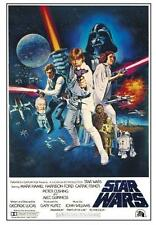Movie Posters # 16 - 8 x 10 Tee Shirt Iron On Transfer Star Wars