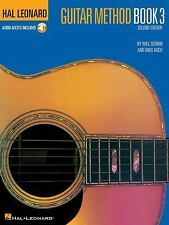 Hal Leonard Guitar Method Book 3 with CD