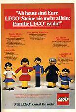 LEGO -- famille LEGO est là-publicité de 1974 --