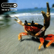 THE PRODIGY - FAT OF THE LAND - 2 LP VINYL *NEW & SEALED*