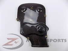 2003-2006 Ducati 749 999 Side Engine Cam Belt Case Cover Panel 100% Carbon Fiber