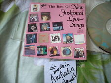 a941981 Sade Bonnie Tyler Bangles Spandau Ballet ETC Australia EPIC CD The Best of New Fashioned Love Songs