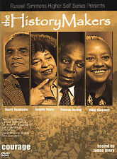 The History Makers: Courage (DVD, 2005) BRAND NEW SEALED
