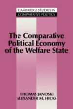 The Comparative Political Economy of the Welfare State (Cambridge Studies in Com