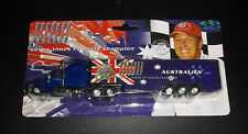Michael Schumacher Sammlertruck Seven Times F1 World Champion Australien Top Zus