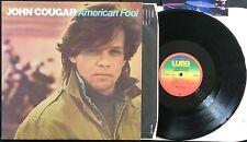 Klp61-John Cougar-American Fool (éoliennes 57 004) NL LP + ois, éoliennes 1982