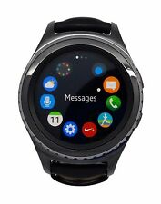 Samsung Galaxy Gear S2 Classic SM-R735T Smart Watch Charcoal Black (T-Mobil