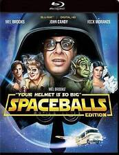 Spaceballs (Blu-ray Disc, 2015 Your Helmet Is So Big Edition) * NO DIGITAL CODE*