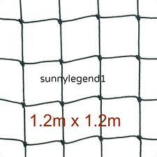 "Scrog net 1.2m x 1.2m 50mm 2"" mesh hydroponique plante support grow tent"