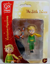 HAPE THE LITTLE PRINCE & THE FOX ACTION FIGURES SET MISP NEW SEALED
