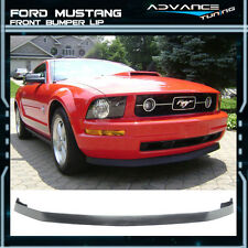 05-09 Ford Mustang V6 CDC Classic Style Chin Spoiler Front Bumper Lip Spoiler