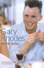 Gary Rhodes at the Table, Gary Rhodes - Hardcover Book