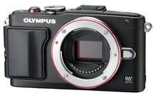 Olympus PEN E-PL6 Gehäuse / Body  schwarz B-Ware nur wenige Auslösungen
