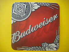 2010 Beer Coaster *** BUDWEISER ~ Additional Coasters Only $0,25 S&H Worldwide!!