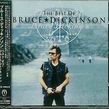 The Best of Bruce Dickinson by Bruce Dickinson (Iron Maiden) (2 CD set)