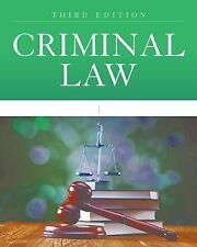 Criminal Law by Brody, David C.; Acker, James R.