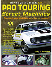 How to Build GM Pro-Touring Street Machines Book ~ BRAND NEW!