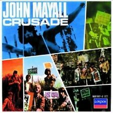 John Mayall & the Bluesbreakers-Crusade CD 22 tracks Blues Rock & Pop Nuovo