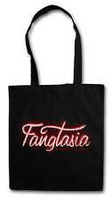 VAMPIRE BAR TASCHE STOFFTASCHE True Fangtasia Vampir Club Night Fangs Blood