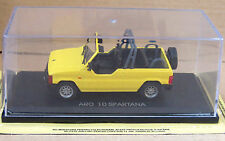 ARO 10 SPARTANA -  MINIATURE COLLECTION 1/43 IXO IST-LEGENDARY CAR AUTO-B03