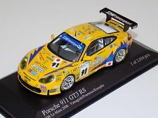 1/43 Minichamps Porsche 911 GT3 RS 2006 24 Hours  of LeMans