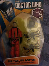 Doctor who   wave 4,   12th doctor  in spacesuit   3.75 inch figure