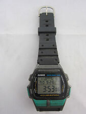 Vintage Casio Personal Trainer Illuminator Digital Watch 1643 JC - 30 Working