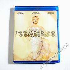 There's No Business Like Show Business Blu-ray New Marilyn Monroe Ethel Merman