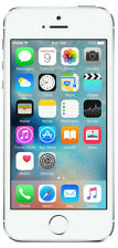 Apple iPhone 5s 32GB (Silver) Factory Unlocked - Imported